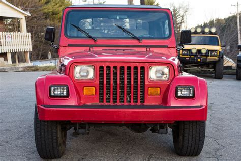 renegade jeep wrangler vehicle of the week jeep wrangler yj renegade go4x4it