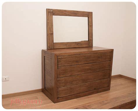 cassettiere letto cassettiera da letto in legno