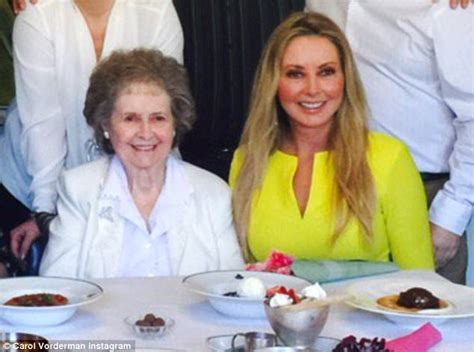 carol has her number 35 carol vorderman shares selfie with mum jean on twitter