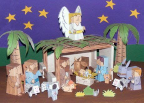 free printable nativity diorama image gallery nativity diorama