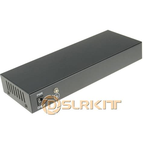 Tenda Poe15f Poe Injector 48v 1a 48v 1a T1910 3 dslrkit 9 ports 8 poe injector power ethernet switch