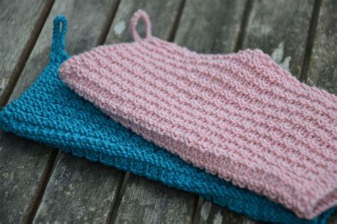 knitting washcloths 20 free knit dishcloth patterns
