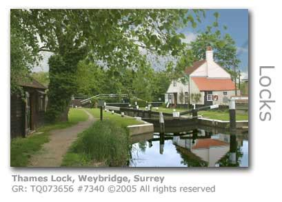 thames lock weybridge river wey navigations wey navigation the final