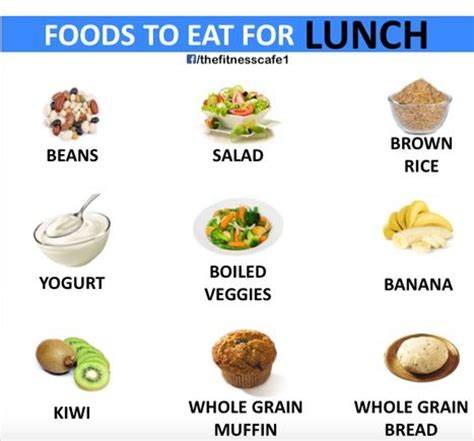 what are the best foods to eat best foods to eat lunch tfe times