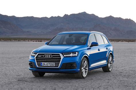 Neuer Audi Q7 by Der Neue Audi Q7 Suv 2015 Endlich Authentisch 4x4news Home