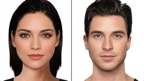 imagenes figurativas de caras 191 son estas las caras m 225 s bellas y perfectas del mundo