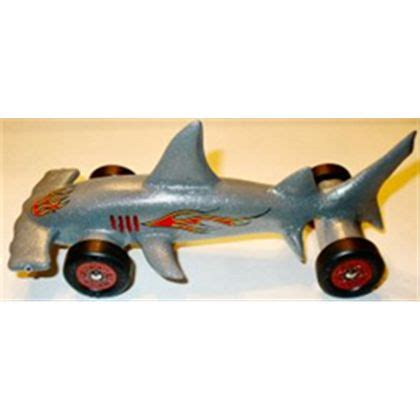 pinewood derby shark template hammerhead shark pinewood derby hammerhead