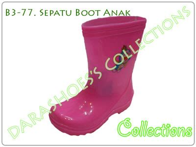Sepatu Boot Anak Leage b3 77 sepatu boot anak berliansepatubogor