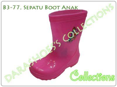 Sepatu Boots Anak Geranio Merah B3 77 Sepatu Boot Anak Berliansepatubogor