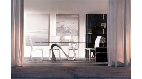 tavolo wave tonin tavolo tonin casa modello wave piano ovale arredare moderno