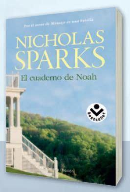 libro el cuaderno de noah 6 libros recomendados para san valent 237 n