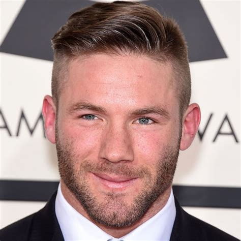 julian edelman haircut julian edelman haircut men s haircuts hairstyles 2017