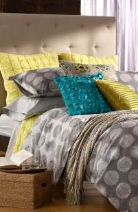 grey yellow teal bedding i m in with these three