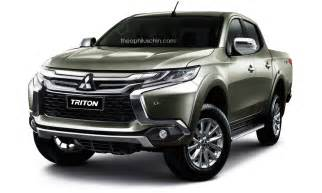 mitsubishi pickup   pictures posters news and videos on