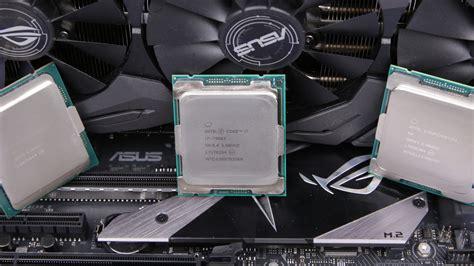 Intel I7 7800x i7 7800x und i9 7900x im spiele benchmark computerbase