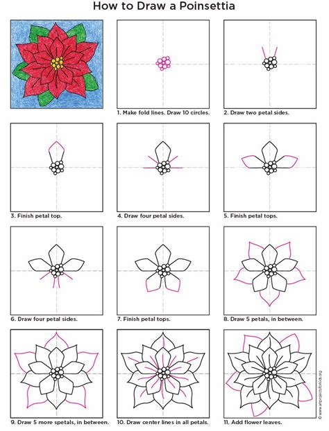 wordpress tutorial step by step pdf poinsettias art projects for kids