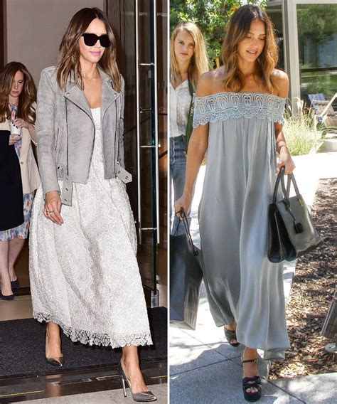 Dress Casual Lengan Pendek Fashion how these wear summer fashion pieces in new york and los angeles