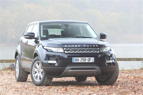 mini range rover black comparatif mini countryman land rover range rover evoque