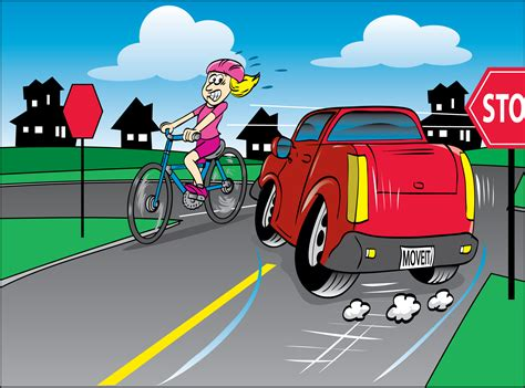 satire you ve a right to rage on road it s your property point blank 7