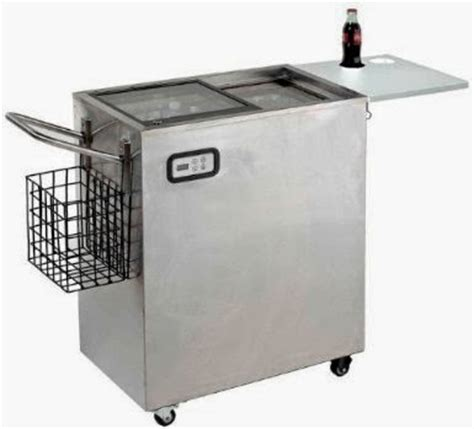 stainless steel beverage cooler cart stainless steel cooler stainless steel cooler cart