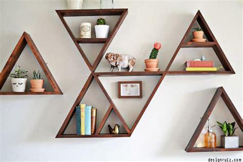 cara membuat rak dinding yang kuat 5 cara unik untuk dekorasi dinding yang cantik rumah dan