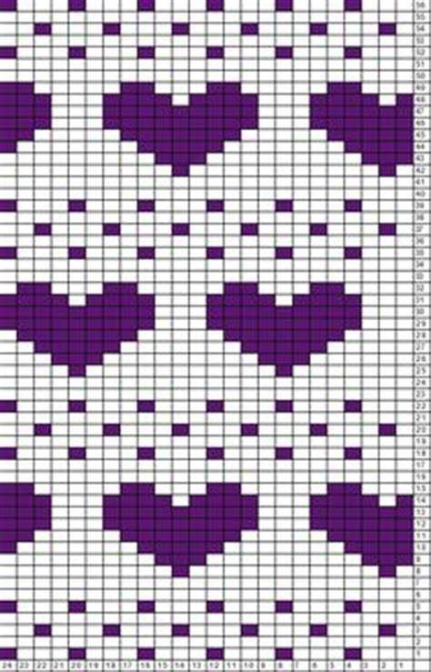 heart graph pattern for knitting 1000 images about crochet hearts on pinterest
