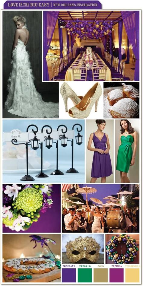 Wedding Anniversary Ideas In New Orleans by New Orleans Themed Wedding