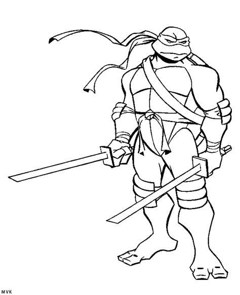 ninja turtles coloring pages easy ninja turtle coloring pages coloring home