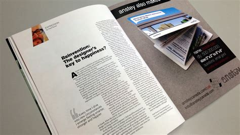 design edge magazine reinvention the designer s key to happiness industrial