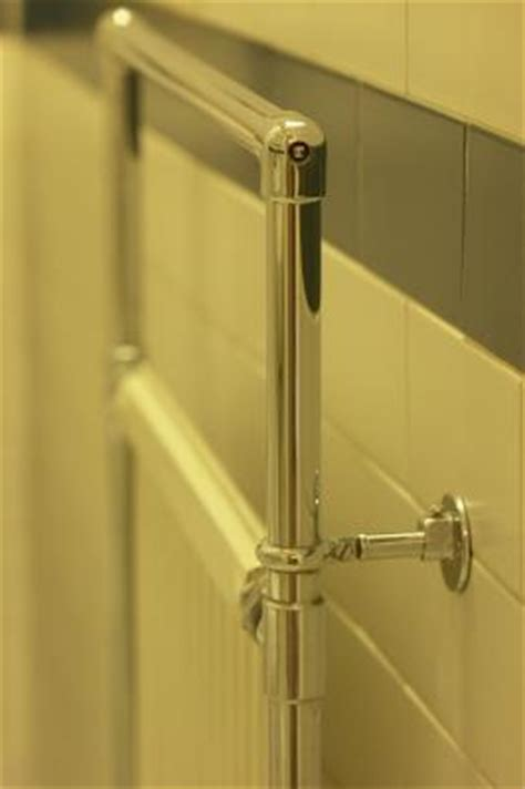 Bath Towel Bar Mounting Height Proper Height For Towel Bar Installation Ehow