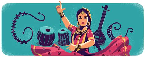doodle 2 indian price doodle celebrates india kathak dancer sitara devi