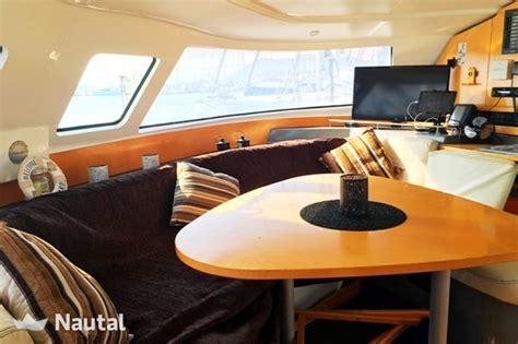 excursion catamaran ile lavezzi louer catamaran fountaine pajot lavezzi 40 4 cab