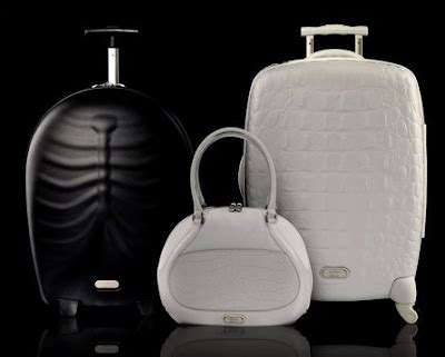 Samsonite Shows Their Luggage Collaboration With Mcqueen if it s hip it s here archives samsonite s black label