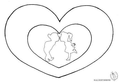 coloring pages of big hearts hearts and flowers coloring pages free 231730 coloring