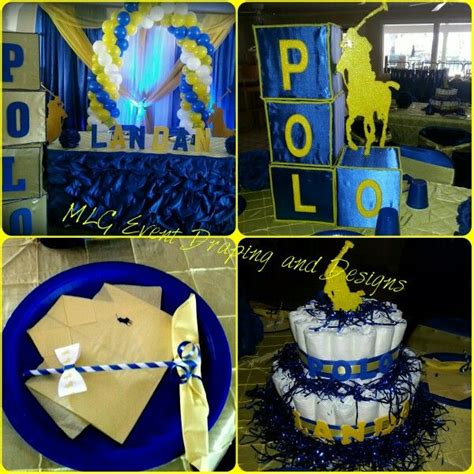 Polo Themed Baby Shower by 17 Best Images About Decor By Mlg Event Draping And Designs On Baby Shower Themes