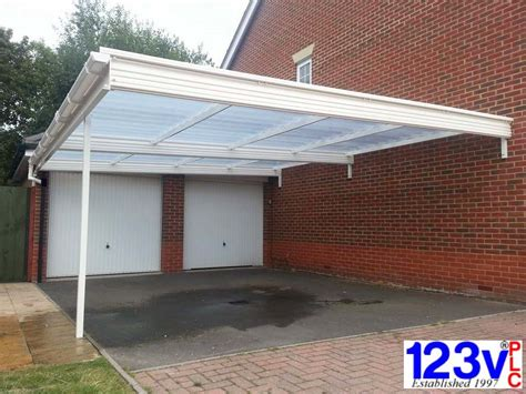 Large Carport Carports Which Trusted Trader Fitted Uk Wide 123v Plc