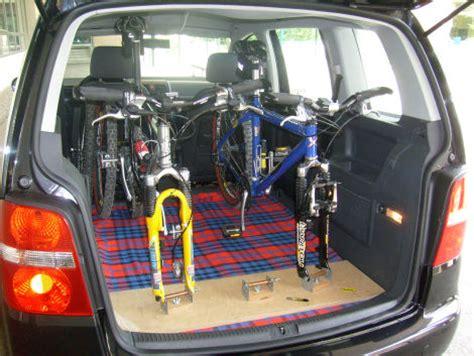 Polo Motorradheber by Mein Innenraumfahrradtr 228 Ger Zum Nachbauen Vw Touran 1