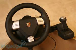 Fanatec Steering Wheel Xbox 360 Sale Fanatec Porsche 911 Turbo Wheel For Xbox 360 Review
