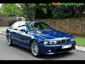 Used Car Bmw For Sale South Africa 2001 Bmw M5 Used Car For Sale In Johannesburg East Gauteng