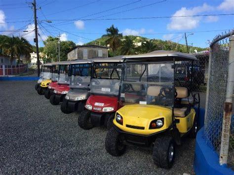 Carlos Jeep Rental Foto De Carlos Jeep Rental Culebra Golf Carts Ez Go