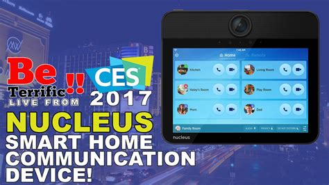 list of smart home devices 2017 smart home nucleus smart home communication device at