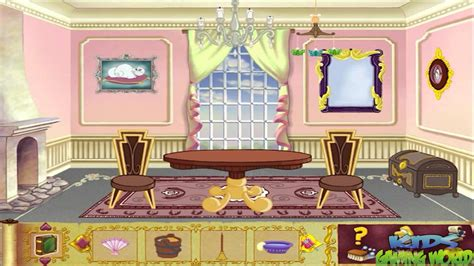 home decoration games disney cinderella doll s house 3 decorating cinderella