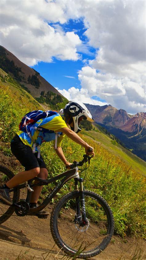 wallpaper bicycle man  sport