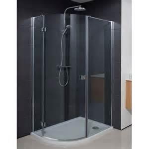 Hinged Door Shower Enclosures Simpsons Design Offset Quadrant Single Hinged Door