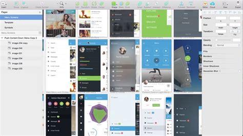 Sketches App Tutorial by Arrange Menu Sketch App Tutorial Part 5