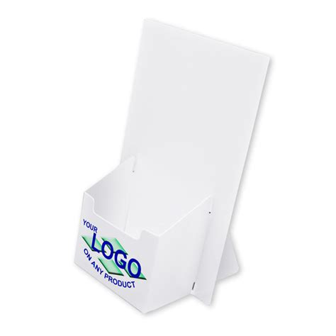 cardboard brochure holders economical and eco friendly for