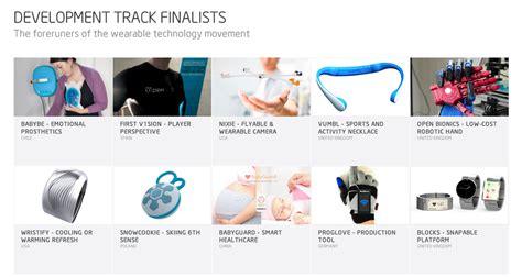 intel wearable challenge finalists in intel s make it wearable challenge