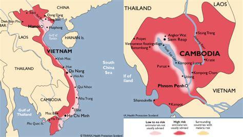 vaccinations  visas specific  bali cambodia