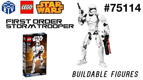 Baru Termurah Lego 75114 Wars Order Stormtrooper Buildable lego 75114 wars buildable figures order stormtrooper