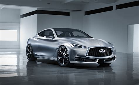 infiniti shows picture of q60 coupe concept